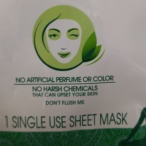 Simple Other - Brand new de stress sheet mask